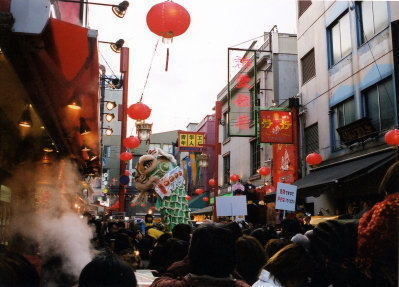 春節祭@神戸