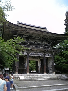 【滋賀】三井寺