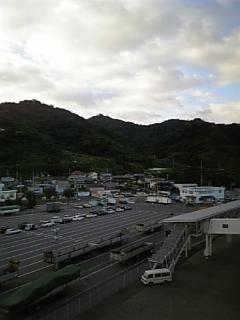 松山観光港〜