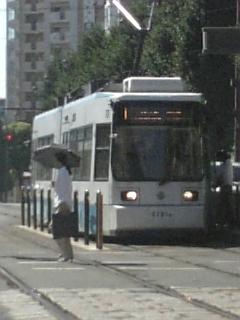熊本の路面電車(<br />  市電)