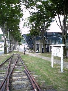 【熊本】肥後小国駅跡