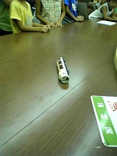 鉄道模型走行会にて