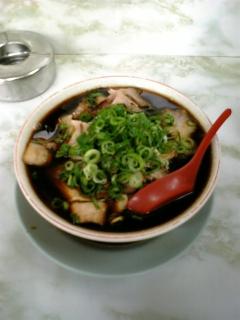 【京都】新福菜館の中華そば