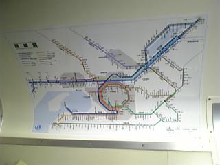 新しい路線図見っけ(笑)