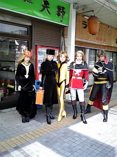 敦賀で出会った人たち