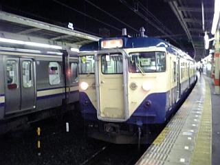 千葉駅です