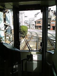 【滋賀】京阪京津線・上栄町付近