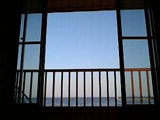 ♪大阪の海は〜