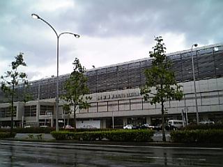 【京都】JR<br />  京都駅(八条口)