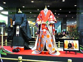 【京都】陣内ご夫妻の結婚式衣装