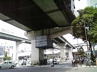 【大阪】西本町交差点の昼下がり
