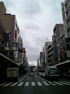 【京都】四条高倉あたり