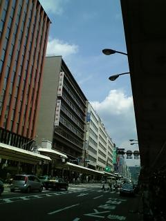 【京都】四条通り