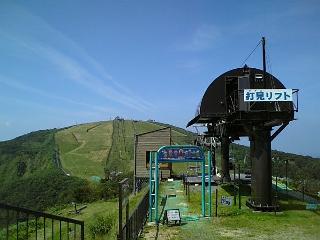 【滋賀】びわ湖バレイ