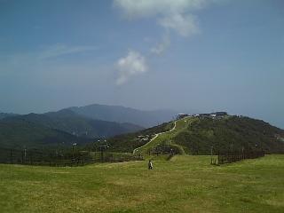 【滋賀】蓬莱山山頂からの眺め