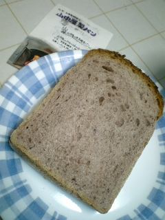 【滋賀】山中屋製パンの食パン