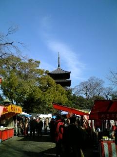 【京都】縁日日和