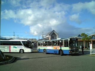 JR湖西線代行バス
