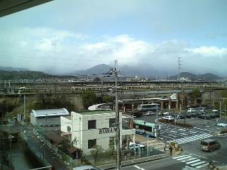 【滋賀】アルプラザ堅田からの眺