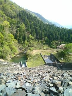 【滋賀】石田川ダム