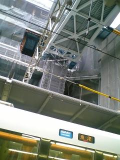 大阪駅(2009/5/12<br />  夕方のようす)