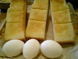 錦三丁目で朝食を(笑)