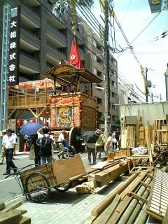 【京都】菊水鉾