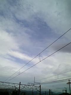 空が見える   #shiga